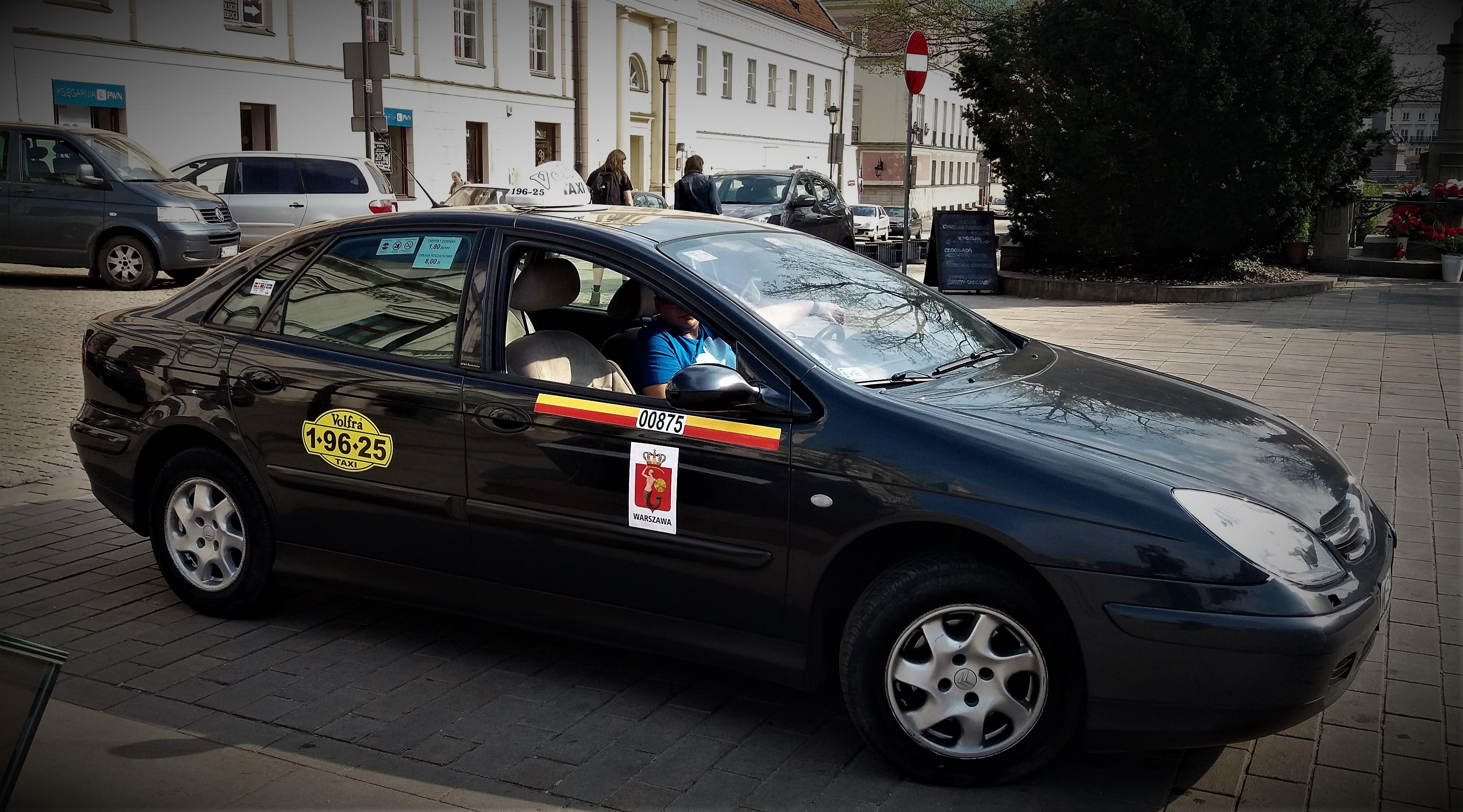 taksówka 1